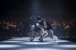 (2) Sydney Dance Company's Les Illuminations featuring Juliette Barton and Thomas Bradley. Photo by Peter Grei