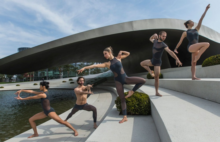 Sydney Dance Company at Autostadt, Germany for Movimentos Festival