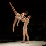 Sydney Dance Company's Simple Symphony, presented as part of Triptych. Costumes by Toni Maticevski. Photo by Peter Greig