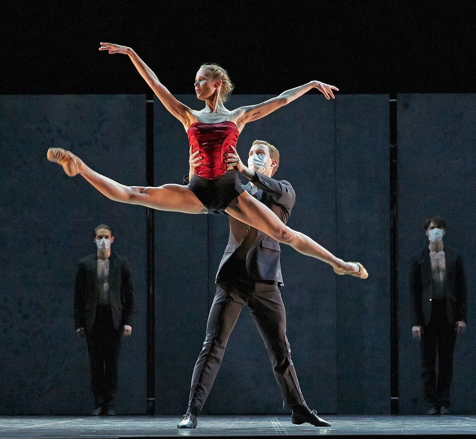 Radio and Juliet with WA Ballet